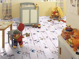 Ламинат Kronotex коллекция Dynamic Детская площадка