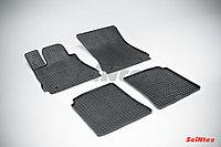 Резиновые коврики для Mercedes-Benz S-Class W221 2005-2013