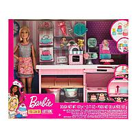 Barbie Барби Кондитерский магазин GFP59