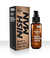 Nishman Beard Oil (Масло для бороды и усов) 75 мл.