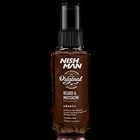 Nishman Beard Parfum (Парфюм для бороды и волос) 75 мл.