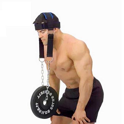 Тренажер для шеи, Упряжь для тренировки мышц шеи, фото 2