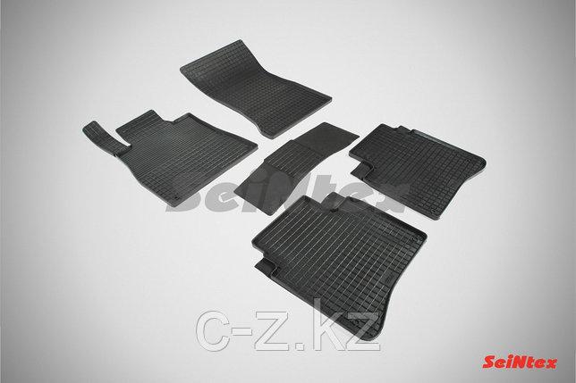 Резиновые коврики для Mercedes-Benz S-Class W222 2013-н.в., фото 2