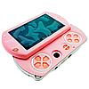 Игровая приставка GAME BOY - ESP GO - 4 Gb с играми внутри + наушники от 3 до 7 лет (розовая)