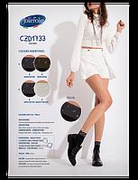 Модные женские носочки. Люрекс
