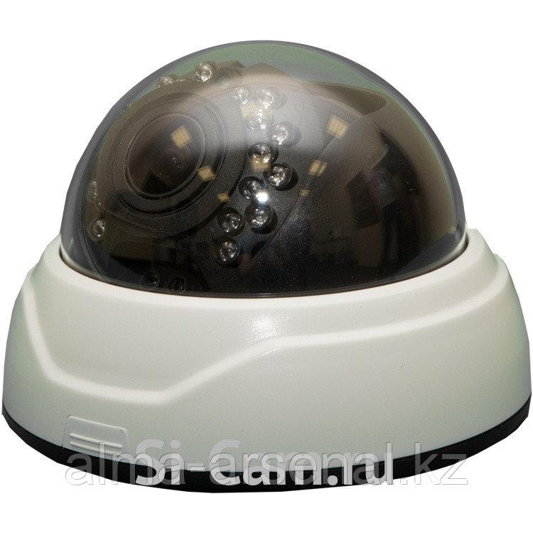 Купольная внутренняя AHD видеокамера SC-HS500V IR