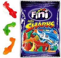 """Fini Мармелад mini """"Акулы"""" 100 гр. / Испания"""