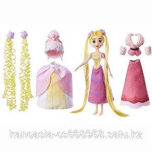 Hasbro Disney Princess Рапунцель, стильная кукла.