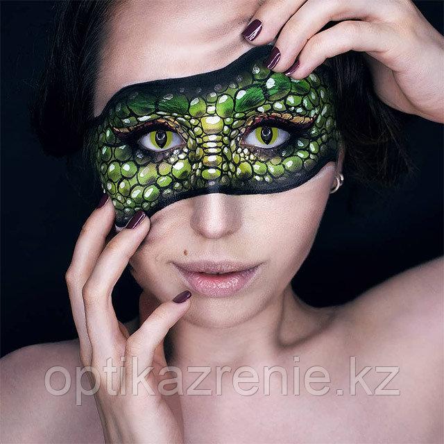Карнавальные линзы Magic eye