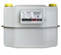 ВК G4Т; G6Т; G10Т счетчики газа диафрагменные с механической термокоррекцией