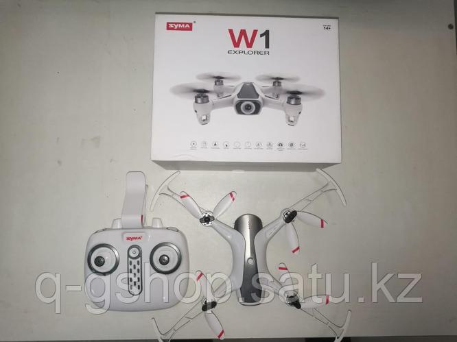Квадрокоптер Syma W1, GPS, WiFi 5G, флешка.