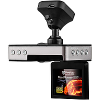 "Видеорегистратор автомобильный Prestigio RoadRunner 507, 1920х1080/25, AVI,2.0""TFT LCD,microSDHC"