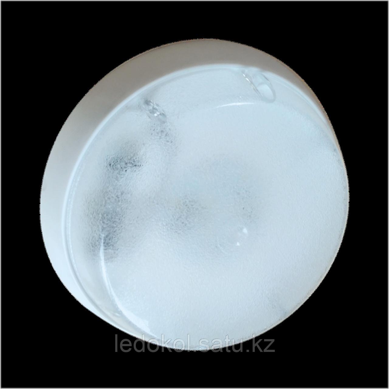 Светильник ЖКХ  постоянного свечения 6,10 Вт, пластик