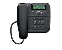 Gigaset DA610 Black, Стационарный аналоговый телефон, с дисплеем, цвет черный, фото 1