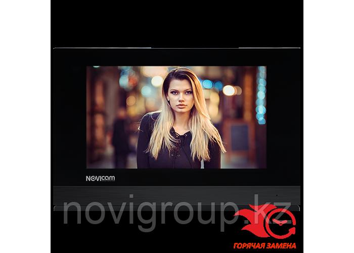 """FREEDOM 10 NIGHT HD видеодомофон c сенсорным дисплеем 10.1"""", поддержкой 2 вызывных панелей, 5 доп.мониторов"""