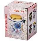 Банка для сыпучих продуктов Agness «Оливки» (750 мл), фото 2