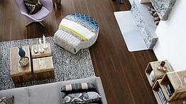 Ламинат Pergo Classic Plank 4V Орех Темный L1301-03441