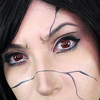 Карнавальные линзы Magic eye Шаринган