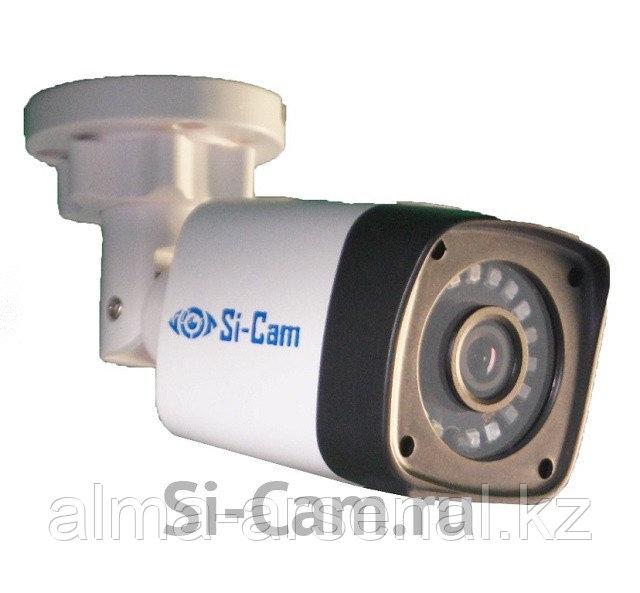 Цилиндрическая уличная AHD видеокамера SC-SmHS201FP IR
