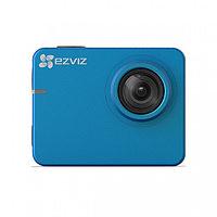 Экшн-камера Ezviz S2 (CS-SP206-B0-68WFBS), цвет синий
