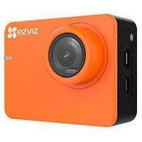 Экшн-камера Ezviz S2 (CS-SP206-B0-68WFBS), цвет оранжевый, фото 1