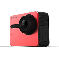 Экшн-камера Ezviz S5 (CS-S5-212WFBS), цвет красный