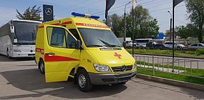 Автомобиль скорой медицинской помощи Mercedes Benz Класс С