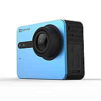 Экшн-камера Ezviz S5 (CS-S5-212WFBS), цвет синий