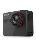 Экшн-камера Ezviz S5 Plus (CS-SP208-A0-212WFBS), цвет черный