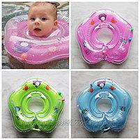 Круг на шею для купания младенцев( с рождения до 2-х лет), фото 2
