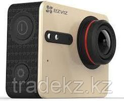 Экшн-камера Ezviz S5 Plus (CS-SP208-A0-212WFBS), цвет бежевый