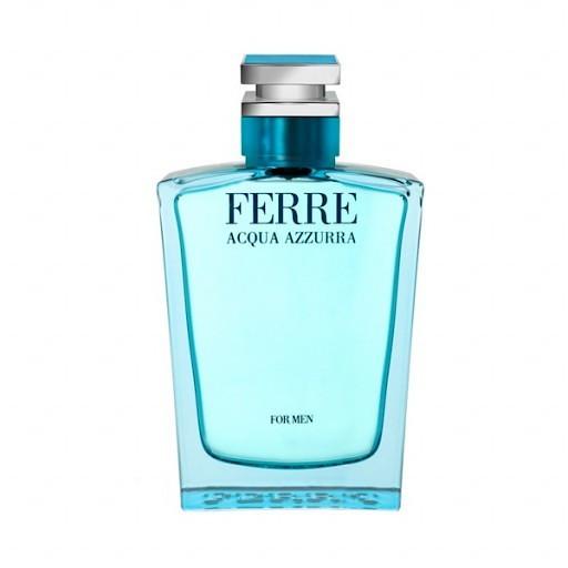 Туалетная вода GianFranco Ferre Acqua Azzurra For Men 100ml (Оригинал - Италия)