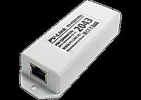 PV-POE01MLE Одноканальный удлинитель PoE с пропускной способностью 10/100 Мбит/с
