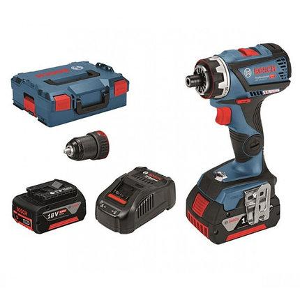 Аккумуляторный шуруповерт, Bosch GSR 18V-60 FC Professional, 0 601 9G7 101, фото 2