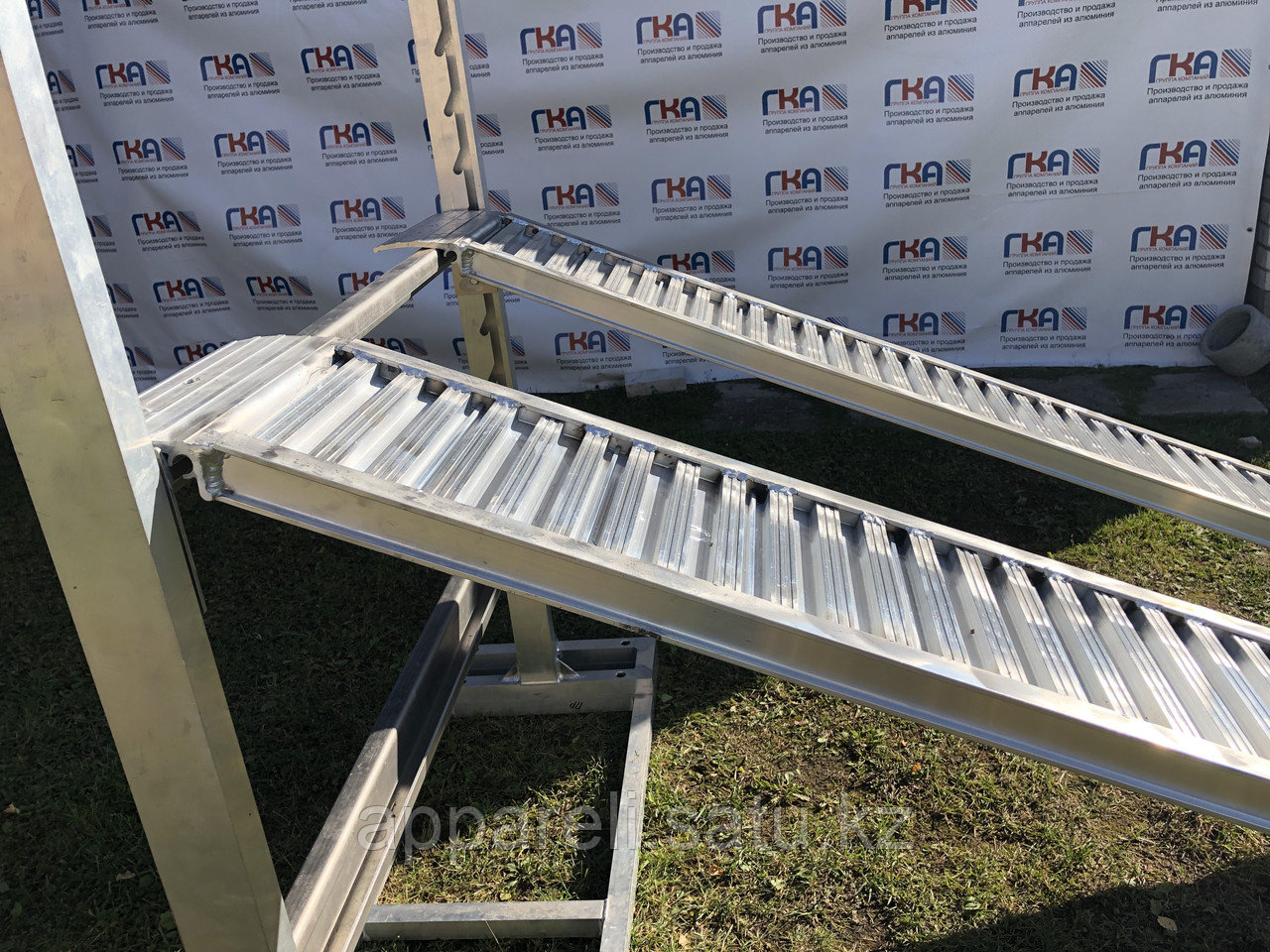 Алюминиевые трапы 1150 кг, 3 метра, 310 мм
