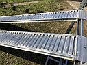 Алюминиевые трапы 1150 кг, 3 метра, 310 мм, фото 2