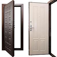 Стандартные входные двери