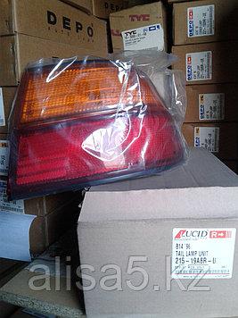Nissan Sunny B-14 1996 г. Фонарь задний правый (Tail lamp rh) 215-19A8