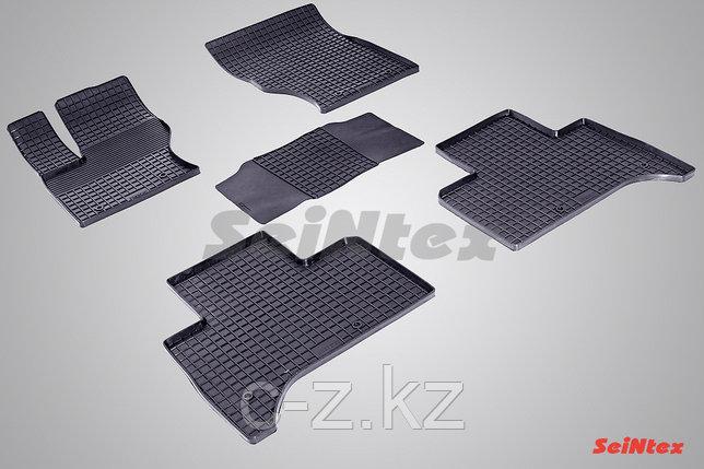 Резиновые коврики для Land Rover Range Rover Sport II 2013-н.в., фото 2