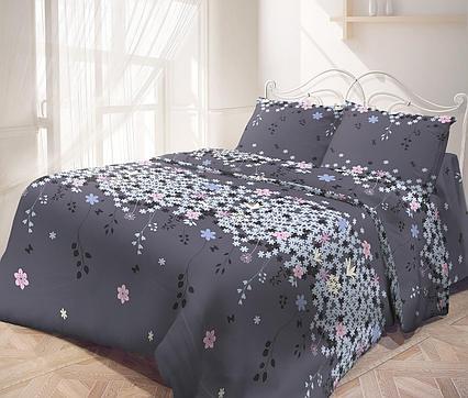 Комплект постельного белья рисунок Самойловский текстиль Незабудка