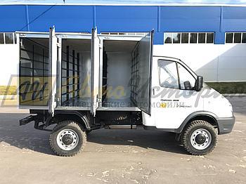 Соболь 23107 (дизель). Хлебный фургон (84 лотка).