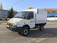 Соболь 23107 (дизель). Хлебный фургон (84 лотка)., фото 6