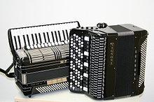Баяны и аккордеоны