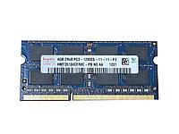 ОЗУ для ноутбука Hynix HMT351S6CFR8C-PB, 4GB DDR3 pc3 12800s