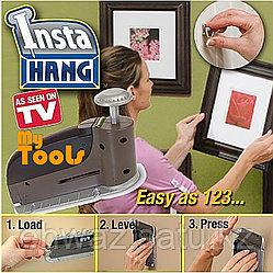 Универсальный строительный степлер InstaHang