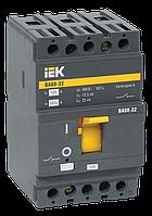 Автоматический выключитель ВА88-32 3Р 12,5А 25кА IEK