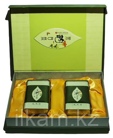 Чай зелёный Лонг Джин, подарочный набор, 150 г, фото 2