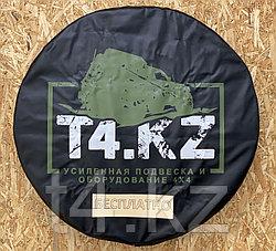 Чехол запасного колеса - T4