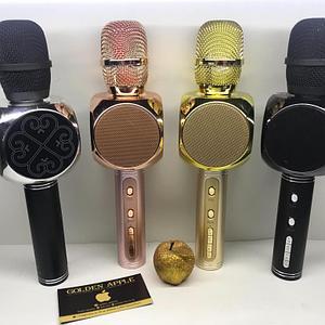 Беспроводной микрофон караоке с колонками YS-63