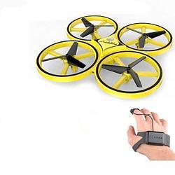 Квадрокоптер Firefly dron, на управлении жестами